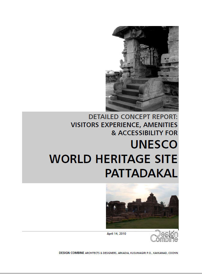 Detailed Concept Reports for ASI Monuments